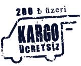 200 TL Üzeri Teslimat Ücretsiz